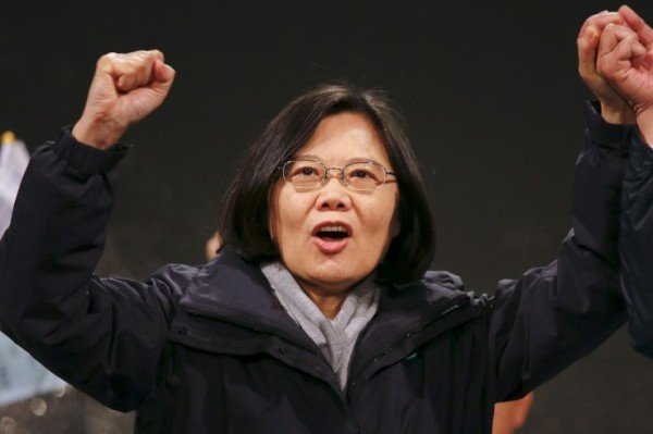 Taiwan elections Tsai Ing wen