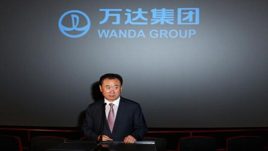 Wanda buys Legendary studios