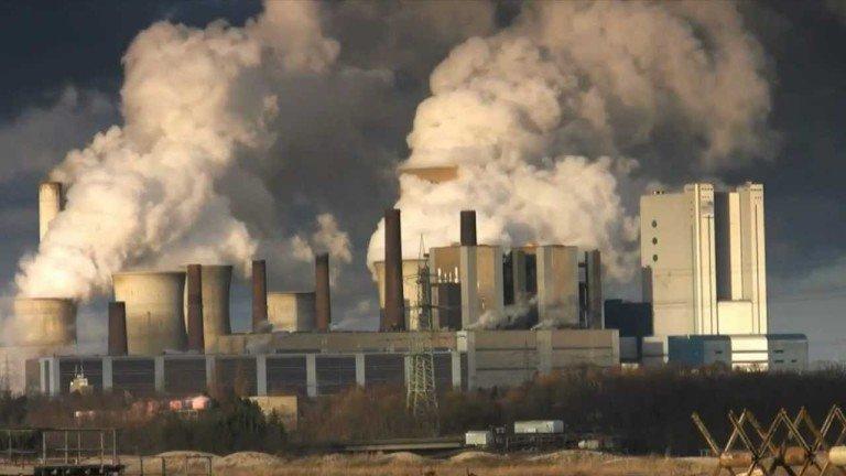 the hazards of air pollution originating in britain