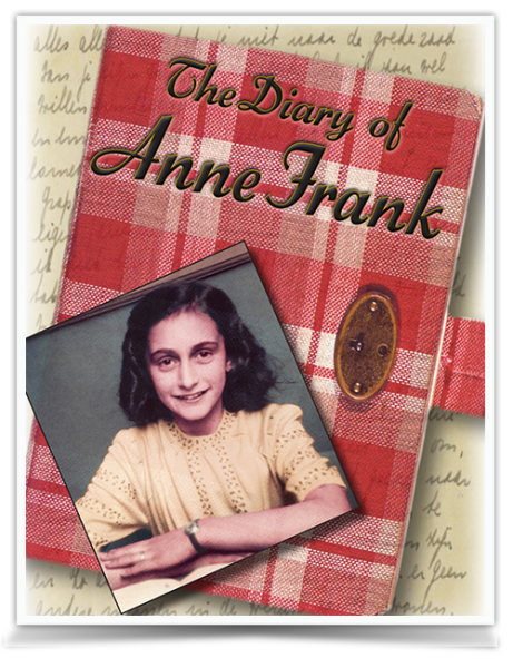 Anne Frank diary Wikisource