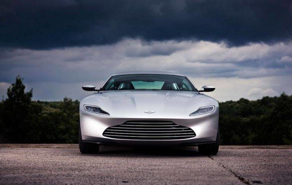 Aston Martin DB10 James Bond Spectre auction