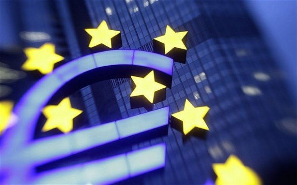 Eurozone deflation 2016