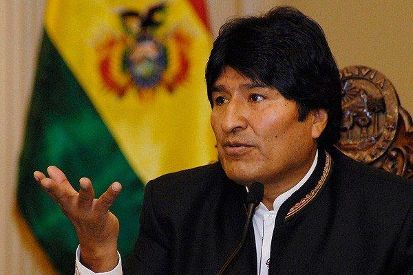 Evo Morales Bolivia referendum