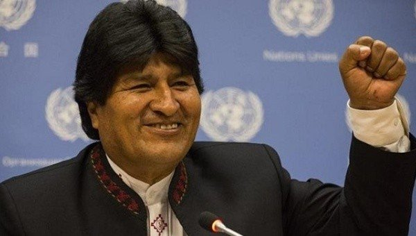 Evo Morales fourth term referendum