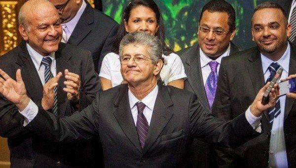 Henry Ramos Allup on Nicolas Maduro ousting