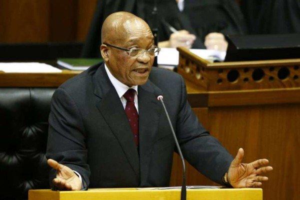 Jacob Zuma Nkandla saga