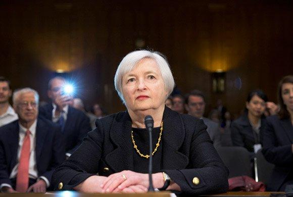 Janet Yellen Congress testimony 2016