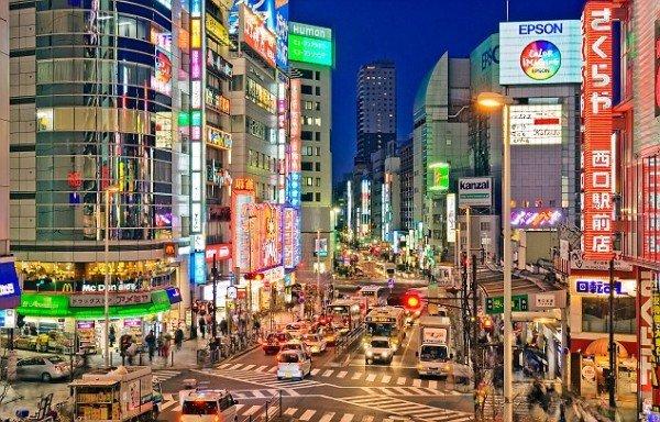 Japan shares