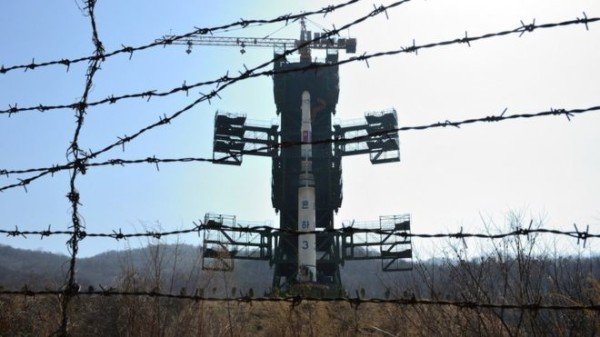 North Korea satellite launch February 2016