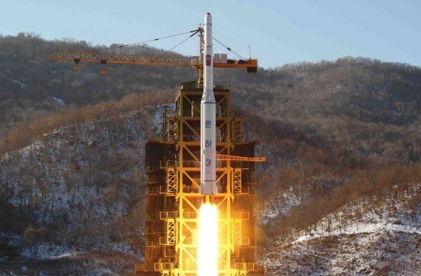 North Korea satellite launche February 6