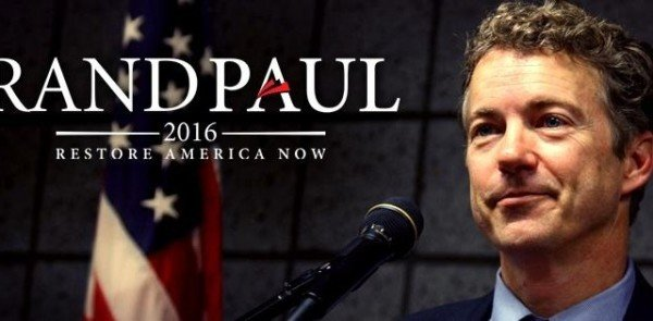 Rand Paul suspends presidential campaign