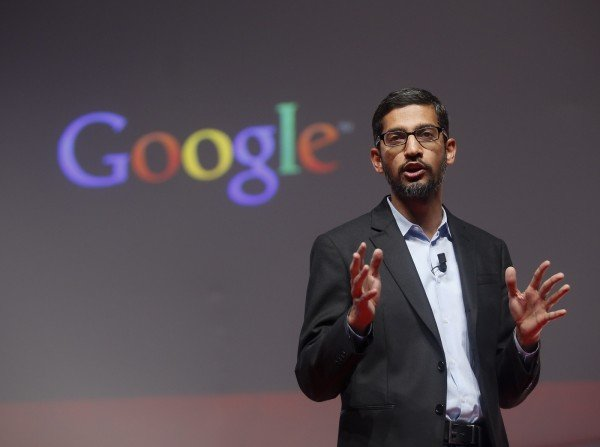 Sundar Pichai highest paid CEO