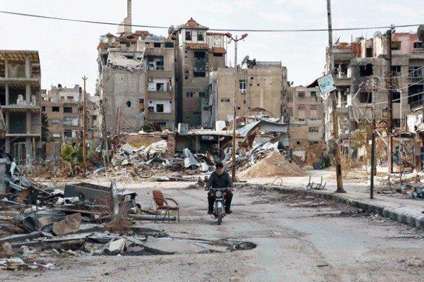 Syria ceasefire 2016