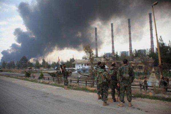 Syria truce 2016
