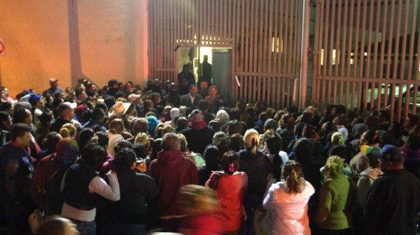 Topo Chico jail riot