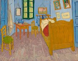 Van Gogh Bedroom Art Institute Chicago