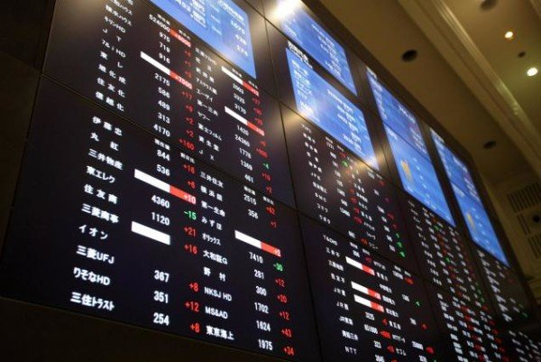 Asian stock markets March 2016