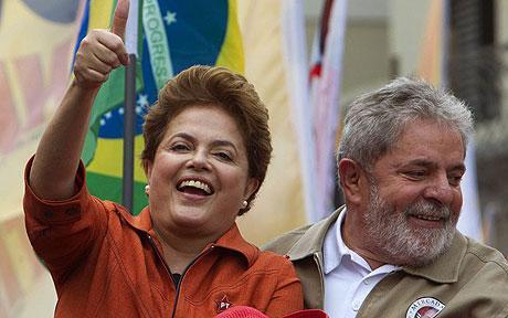 Dilma Rousseff and Luiz Inacio Lula da Silva Petrobras case
