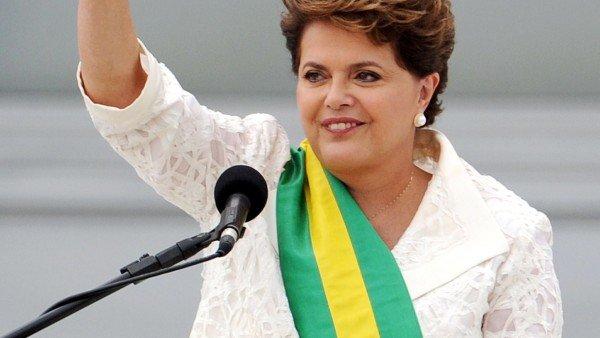 Dilma Rousseff resignation 2016