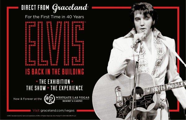 Elvis Presley Westgate Las Vegas