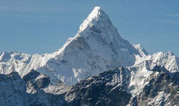 Everest climbing permit Nepal