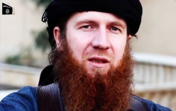ISIS commander Omar Shishani dead