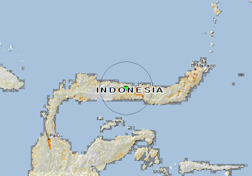 Indonesia earthquake 2016