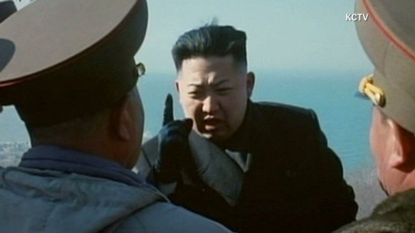 Kim Jong un North Korea nuclear weapons