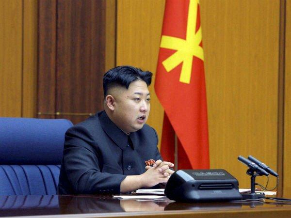 Kim Jong un miniature warhead