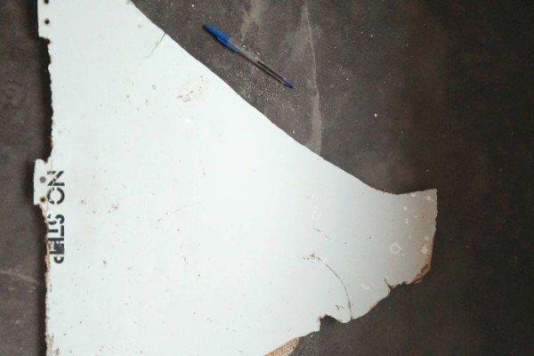 MH370 debris Mozambique