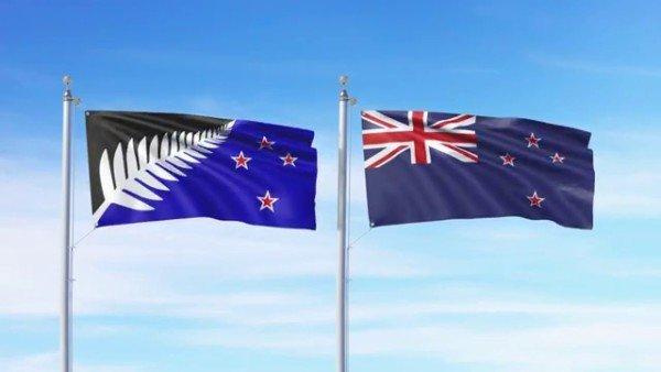 New Zealand flag referendum results