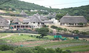 Nkandla house case South Africa