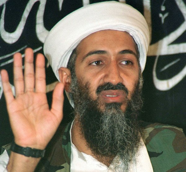 Osama Bin Laden letters released
