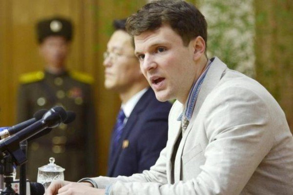 Otto Warmbier sentence North Korea