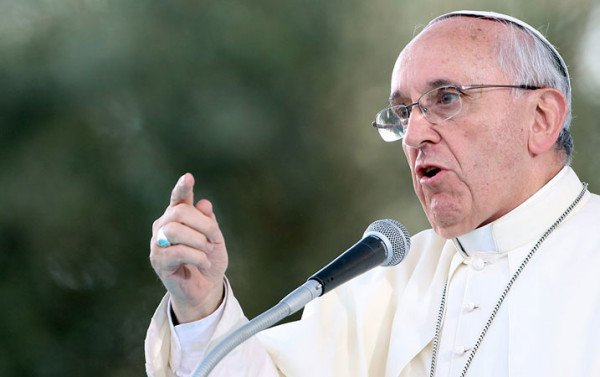 Pope Francis Gallup poll 2016