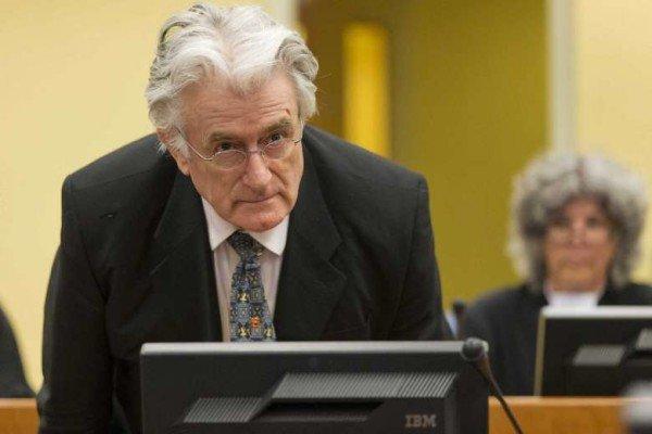 Radovan Karadzic Hague verdict