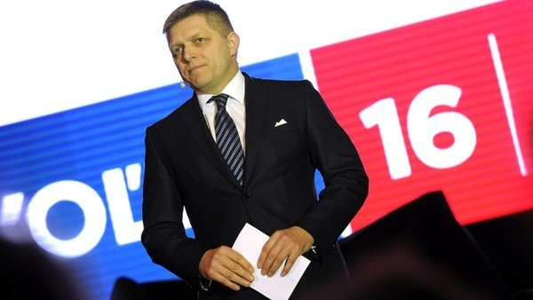 Robert Fico Slovakia elections 2016