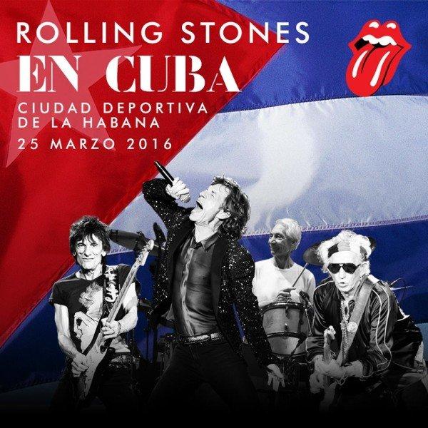 Rolling Stones Cuba concert