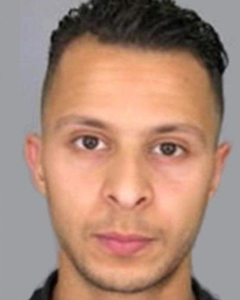 Salah Abdeslam charged with terrorism
