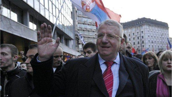 Vojislav Seselj acquitted