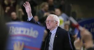 Bernie Sanders wins Wyoming
