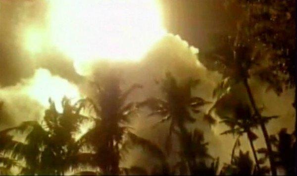Kerala Hindu temple fire