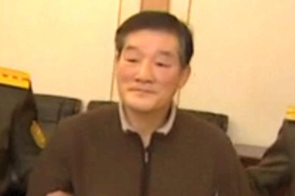 Kim Dong chul sentence North Korea