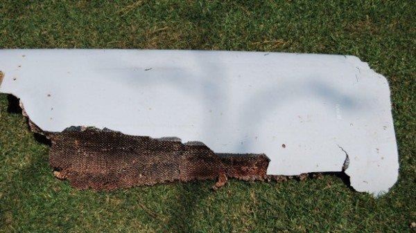 MH370 debris Mauritius