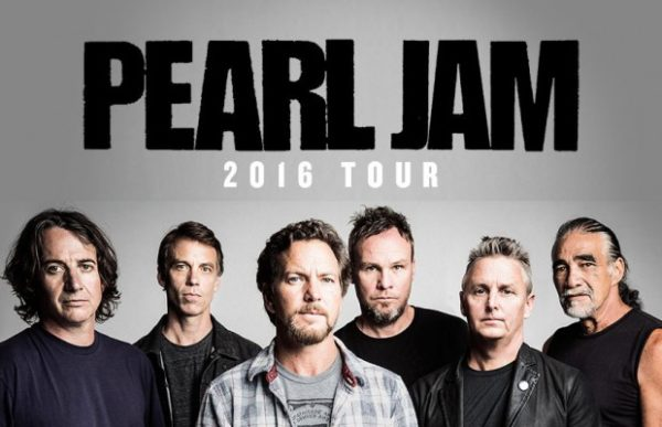 Pearl Jam cancels North Carolina concert