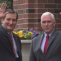 Elections 2016: Ted Cruz Endorsed by Indiana Governor Mike Pence