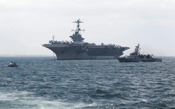 US Navy Philippines