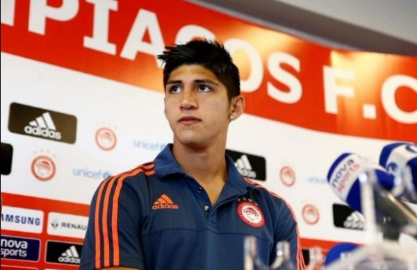 Alan Pulido kidnapped in Mexico