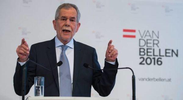 Alexander Van der Bellen wins Austria presidency