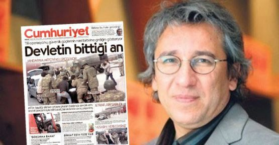 Can Dundar shot outside Istanbul court